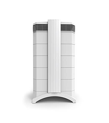IQAir [HealthPro Plus Air Purifier] Medical- Grade Air [HyperHEPA Filter] - Bacteria, Viruses, Airborne Infections, Allergies, Pets, Asthma, Odors, Smoke, Pollen, Dust; Swiss Made