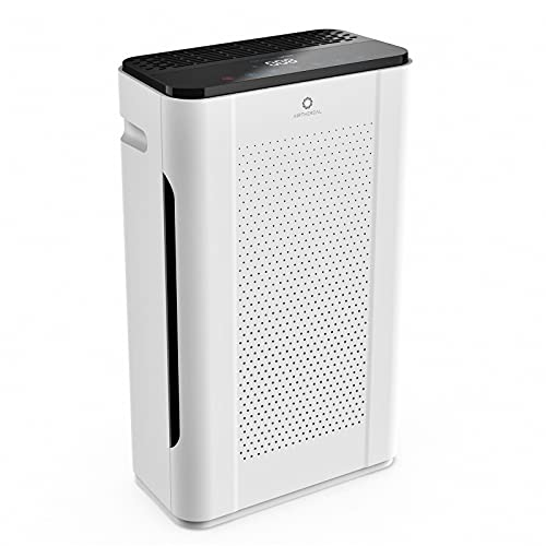 Airthereal APH260 Air Purifier for Home, Large Room-True HEPA Filter with UV and Auto Modes-Removes Allergies, Dust, Smoke, and Odors, 152 CFM, Pure Morning