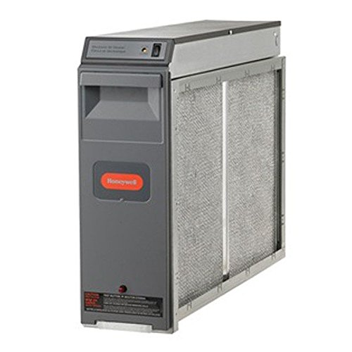 Honeywell F300E1027 Electronic Air Cleaner, 20' x 20' with Performance Enhancing Post-Filter
