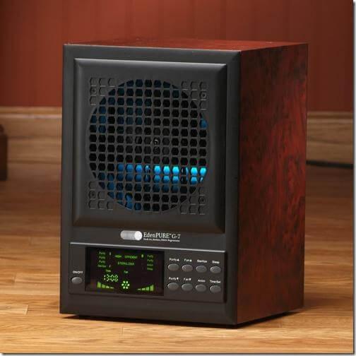 edenpure air purifier reviews