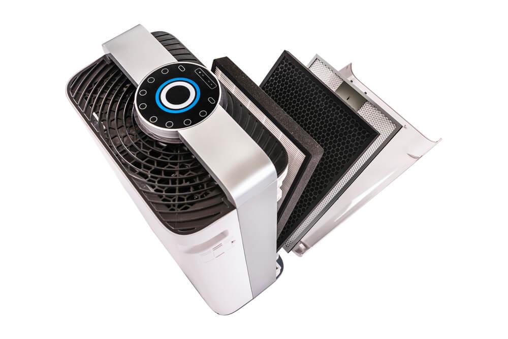 clean air purifier clean fans